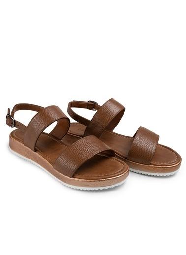 Deery Sandalet Taba